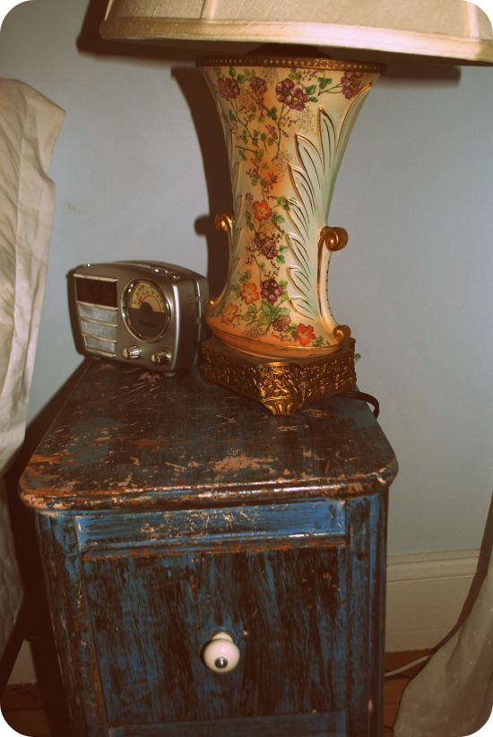 Rustic DIY nightstand idea - NO.1# THE MOST BEAUTIFUL DIY BEDROOM NIGHTSTAND IDEAS