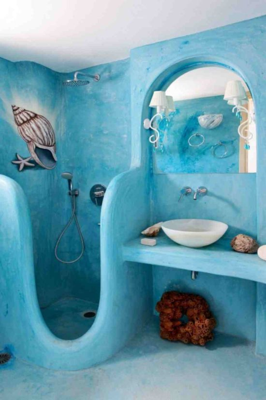 Beach Themed Bathroom Accessories