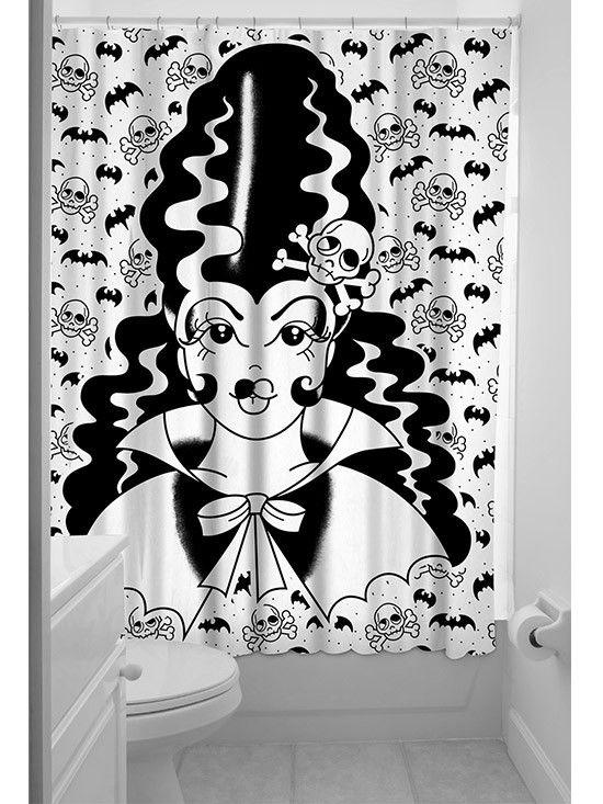 37 funky bathroom shower curtains