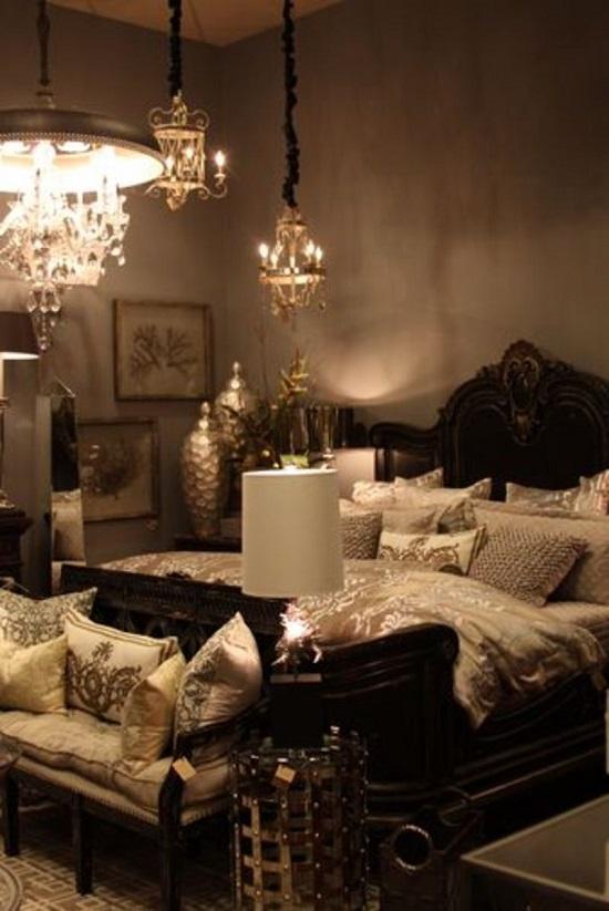 Image Result For Image Result For Black White And Gold Bedroom