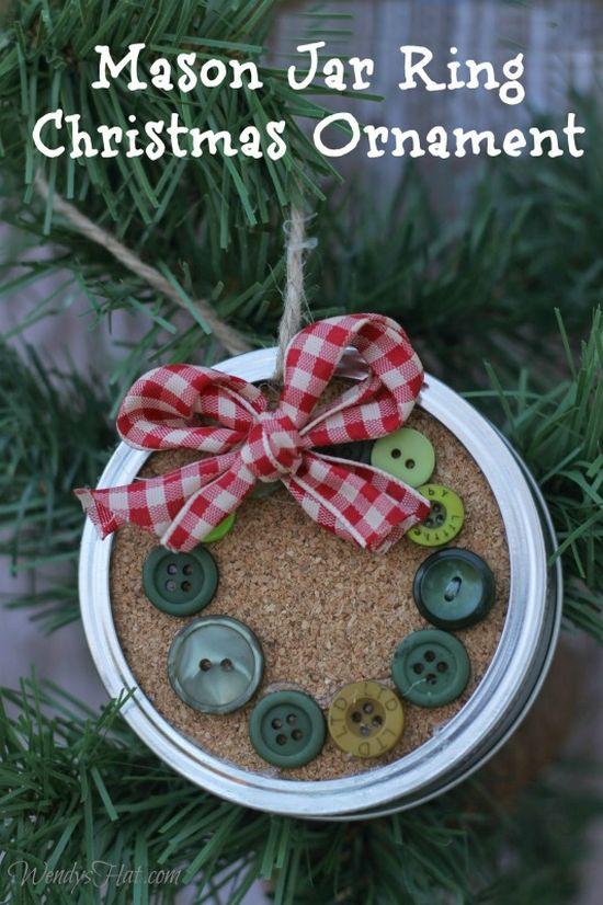 37 DIY Mason Jar Christmas Decorations Ultimate Home Ideas