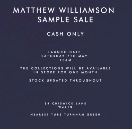 london-sample-sale