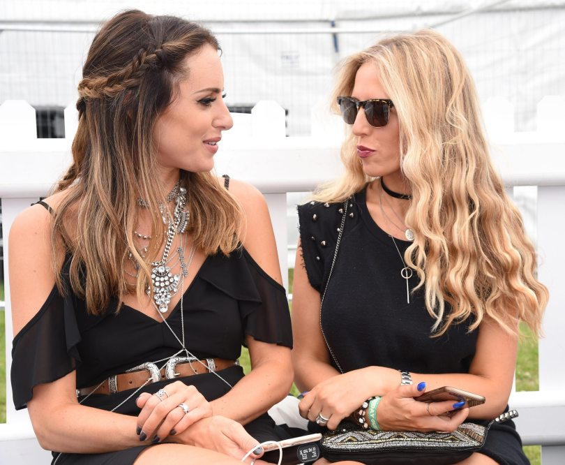 CELEBRITIES ATTEND THE E! STYLE LOUNGE AT WIRELESS FESTIVAL 2016 Photo by Dave Benett