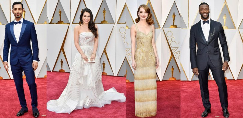 Best Dressed At The Oscars 2017