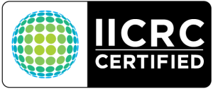 IICRC certified mold remediation specialists