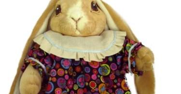 Lop-Eared Bunny Doll