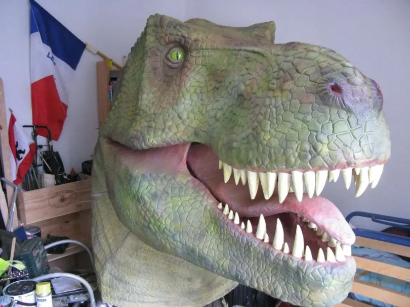 Georges the T-Rex