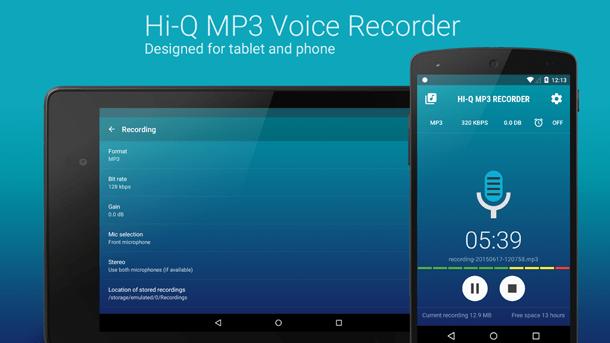 5 applications d�aide à la prise de note vocale
