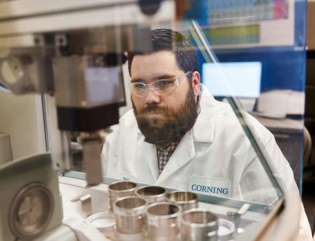 Apple Awards iPhone Glass Supplier Corning Additional $250M From Advanced Manufacturing Fund