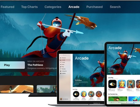 Apple Shares Video Showcasing Apple Arcade Games in 100 Seconds