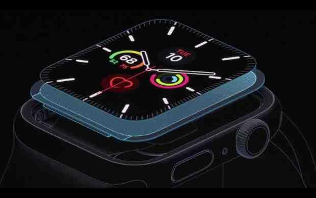 Apple Watch Series 5 : de nouvelles fonctionnalités, et une présence toujours plus forte dans le secteur de la santé