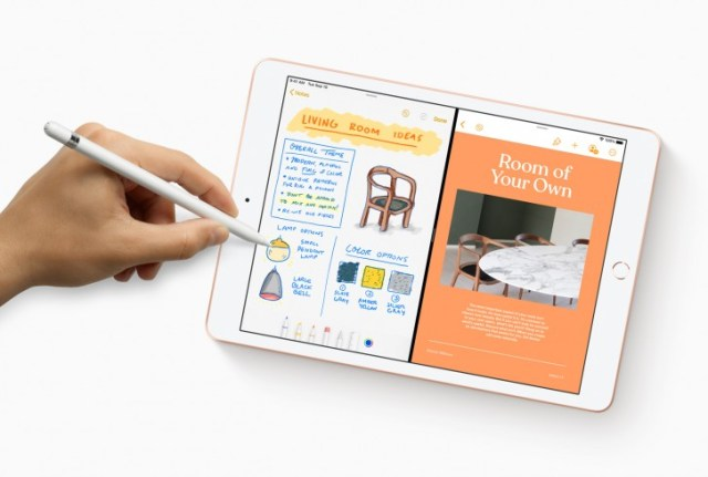 Apple's new entry-level iPad gets a bigger screen, Smart Connector, same price