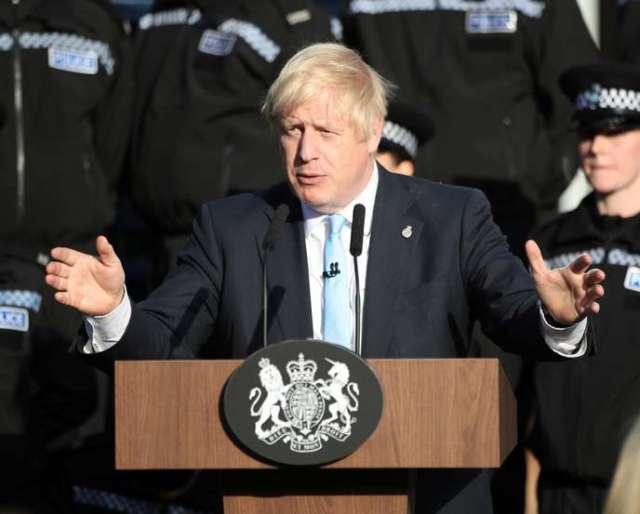 Le premier ministre britannique, Boris Johnson, le 5 septembre.