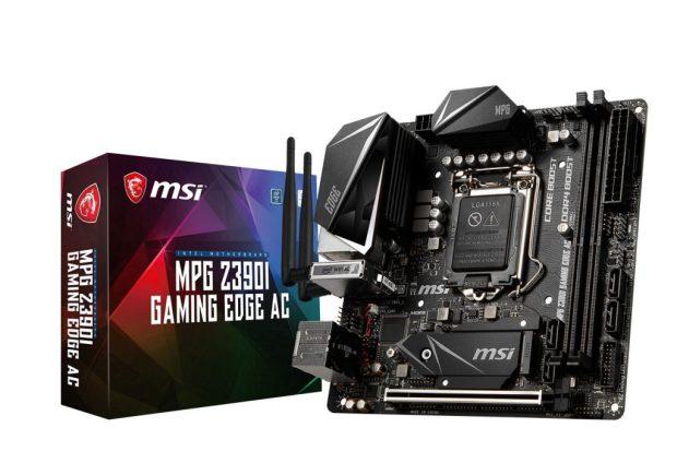 carte mère MSI MPG Z390I GAMING EDGE AC