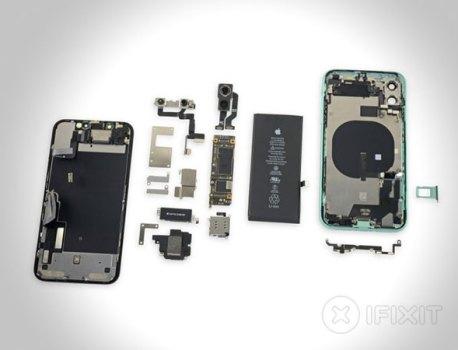 Démontage Facile des iPhone 11 et 11 Pro par iFixit (video)