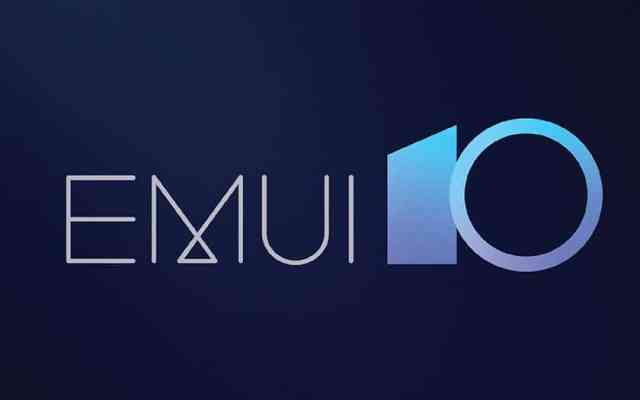 emui 10 huawei dates mise jour android 10
