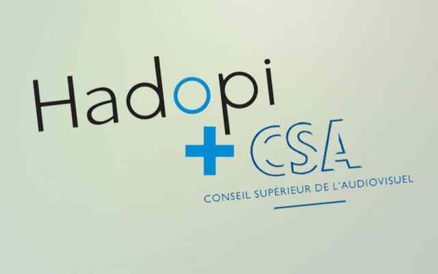 Fusion Hadopi CSA
