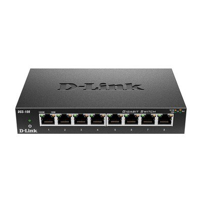 D-Link Unmanaged Switch