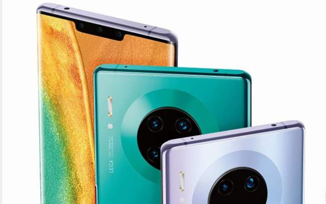 Smartphones Huawei Mate 30