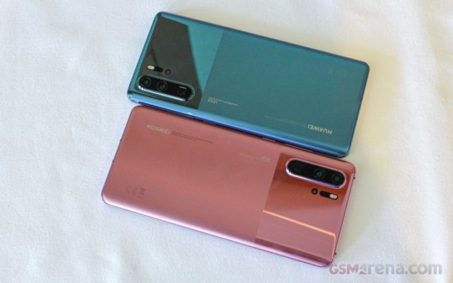 Huawei P30 Pro arrives in two new colors, here's our hands-on experience