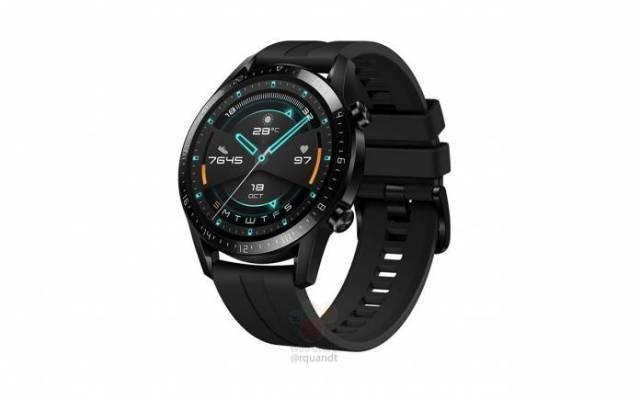Huawei Watch GT 2 Concept