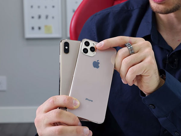 copie contrefacon clone iphone 11 pro chine 03 - iPhone 11 Pro, Dernier Clone avant l'Annonce (video)
