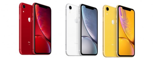 iPhone XR and iPhone 8 remain available at lower prices