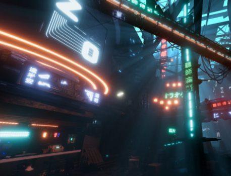LOW-FI : Un ambitieux jeu VR cyberpunk en monde ouvert sur Kickstarter