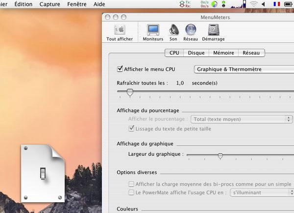 MenuMeters OSX 1 - MenuMeters Mac - Tout Surveiller dans la Barre des Menus (gratuit)