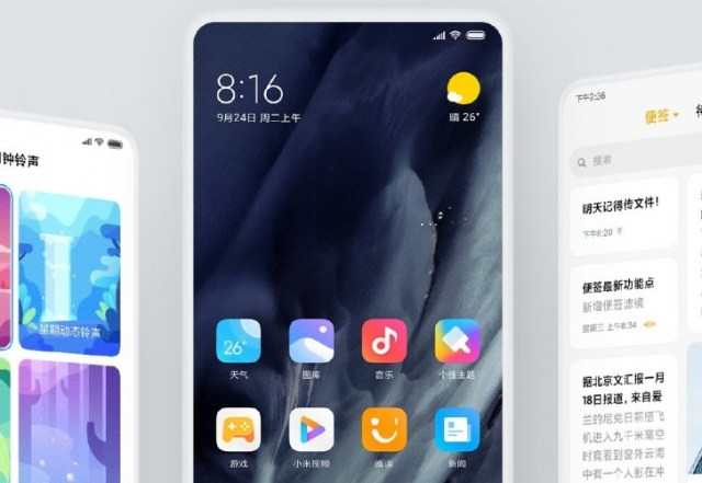MIUI 11 arrives with refined visuals, sounds, Mi Go and Mi Work suites