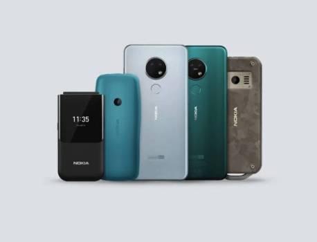 Nokia 7.2, Nokia 6.2 plus three other Nokia phones unveiled