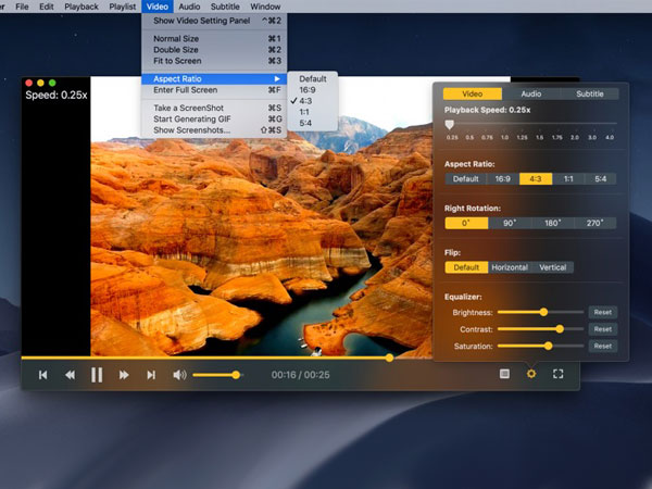 omniplayer macos mac gratuit maxiapple 01 - OmniPlayer Mac - Lecteur Audio Video en Local et Internet (gratuit)