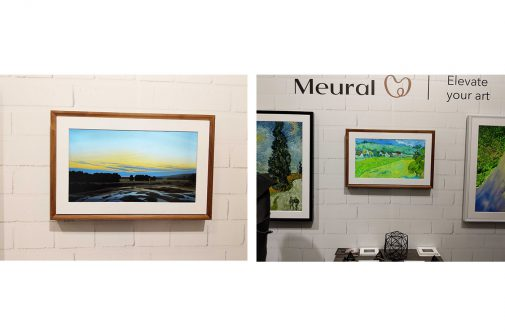 IFA Meural Canvas II - 2