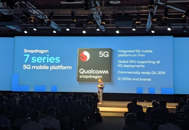 Qualcomm is working on 6 and 7 series 5G Snapdragon chipsets for 2020