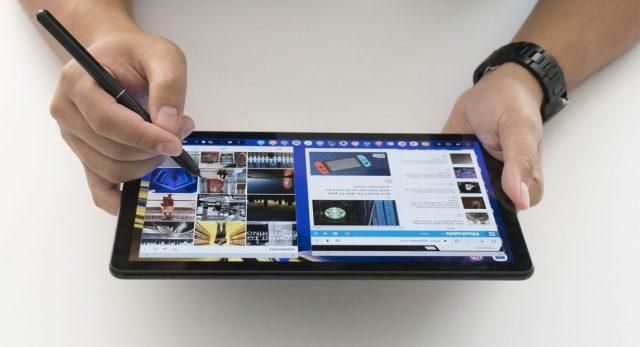 test et avis tablette android samsung galaxy tab s4
