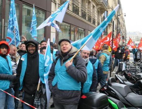 Réforme des retraites : à la RATP, une grève monstre pour défendre un acquis «sacré» – Le Parisien