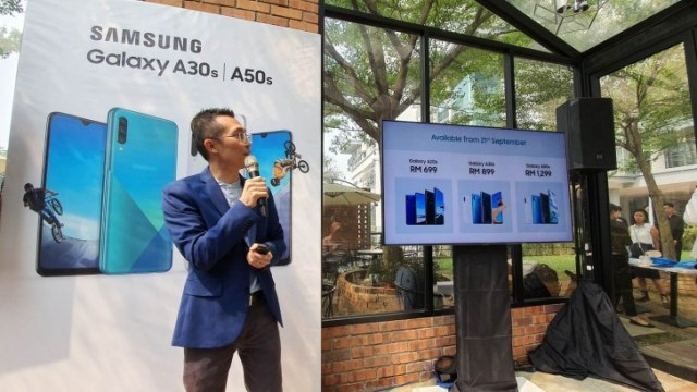 Samsung Galaxy A20s arrives in Malaysia