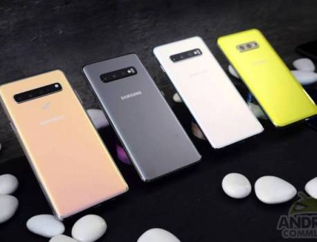 Samsung Galaxy S11 color options listed