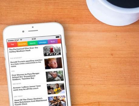SmartNews, l'agrégateur d'articles de presse part en guerre contre les bulles de filtres