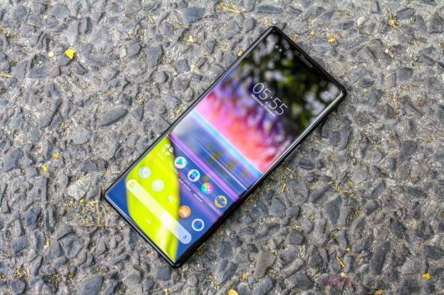 Sony Xperia 5 Handson review