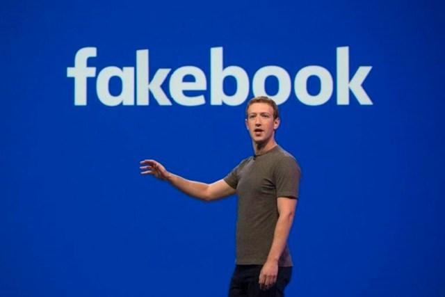 """Un rapport parlementaire qualifie Facebook de """"Gangster numérique »"""