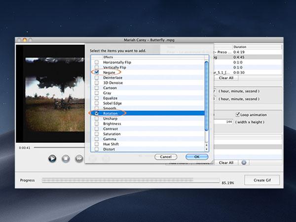 total video2gif macos mac gratuit maxiapple 01 - Total Video2Gif Mac - Convertir les Videos en Images Animées (gratuit)