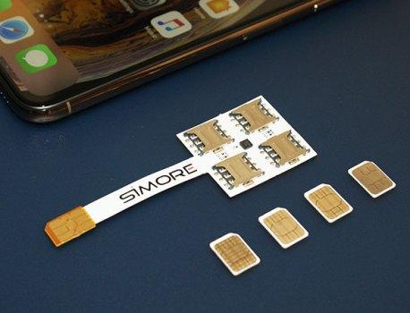 Voici Comment Utiliser 4 Cartes SIM sur un iPhone 11 (video)