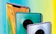 Leaked Huawei Mate 30 Pro promo image shows a quad camera on the back