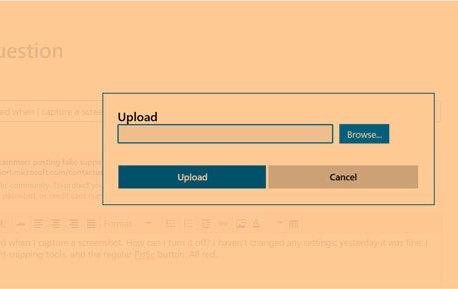 Windows 10 v1903 et KB4512941, un mystérieux bug « orange » apparait