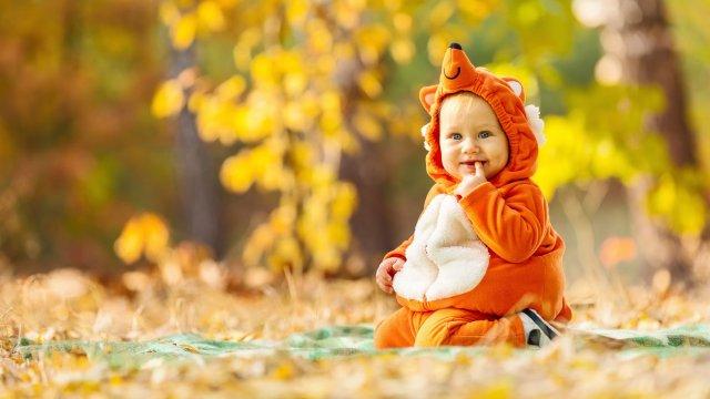 costume halloween bebe