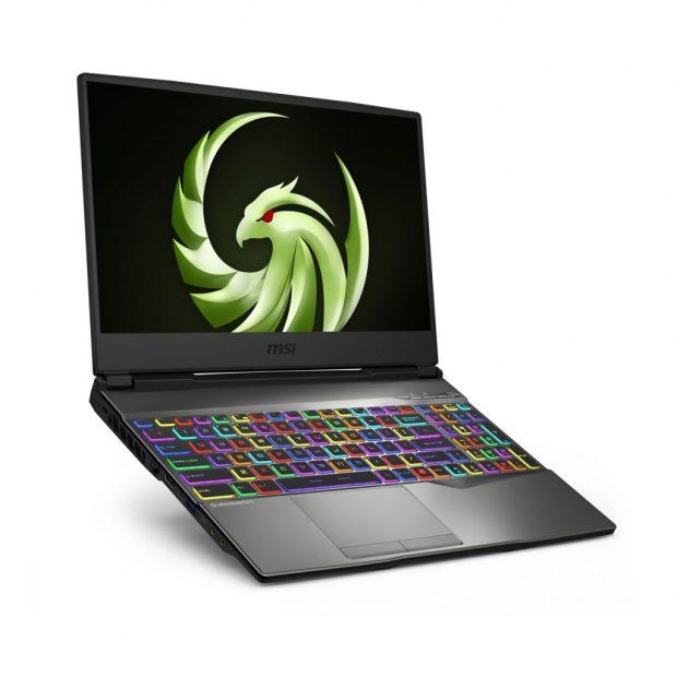 PC portable gaming Alpha 15 de MSI