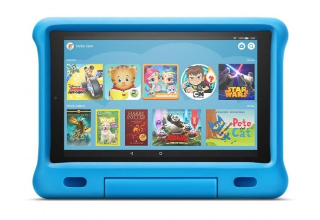 Amazon updates Fire HD 10 line with faster SoC, improved battery and USB-C alongside new Kindle Kids Edition