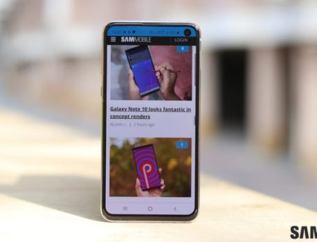 An affordable Galaxy S10 Lite (SM-G770) is in the works as well!