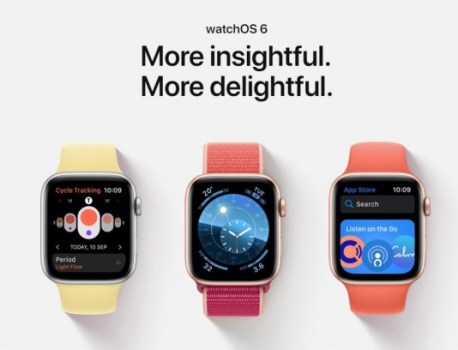 Apple watchOS 6.1 is here, Watch Series 1 and 2 also invited
